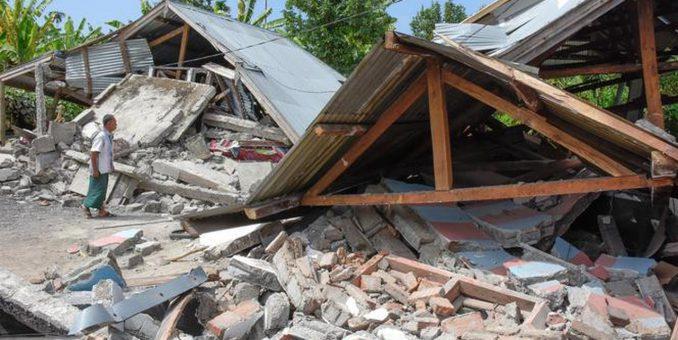 Duka Mendalam di SMPN 3 Sambelia Pasca-Gempa Lombok