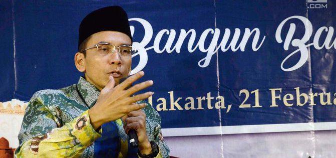Diusulkan masuk timses Jokowi-Ma'ruf, TGB akan diberi tugas khusus dekati tokoh agama